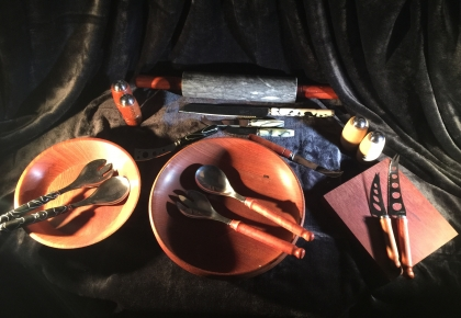 Examples of Kitchenware that may be ordered