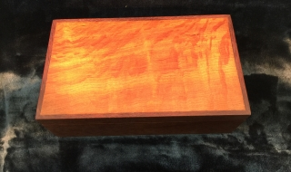 Example of Sheoak Box Lid