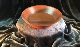 Classic Jarrah Salad Bowl - Tapered SOLD
