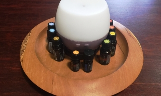Essential Oil Platter