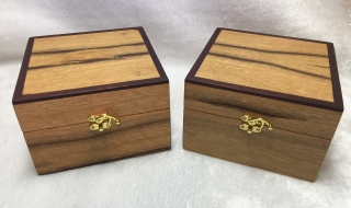 Tiger 25 Essential Oil Box