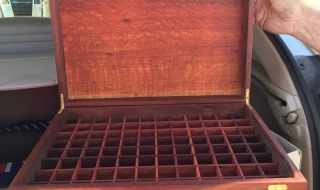 Jarrah 96 Essential Oil Box