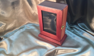 Classic Pet Cremation Photo Box Style 2 (Upright)
