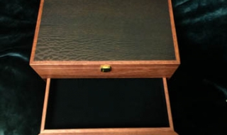 Large Designer Gentleman's Accessory and Watch Box (DJB19003-L1090)