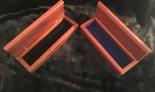 """Classic"" Hand Made Jarrah Pen Boxes"