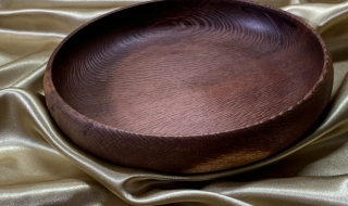 Woody Pear Decorator Bowl (Medium) DB20011-L6869