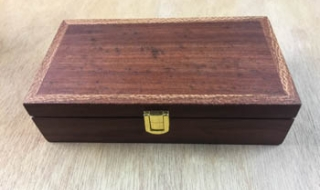 Jarrah and Silkyoak Classic Treasure Box - CTB20007-L5052
