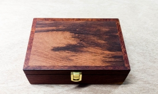 Premium Keepsake Box (Small) - Woody Pear -  (PKBS-19003-L5336)