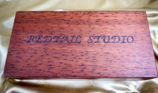 Example of Wording Pyrography Customisation Jarrah